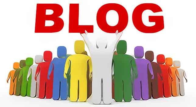 Как вести блог