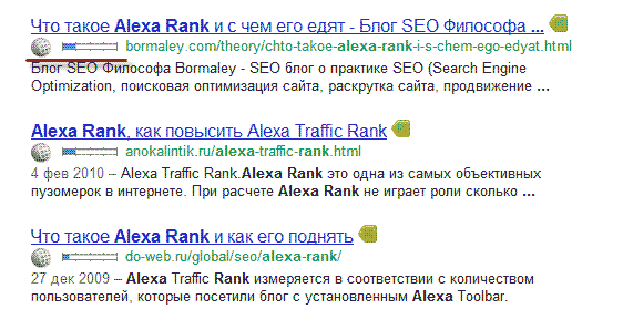 Как улучшить Alexa Rank