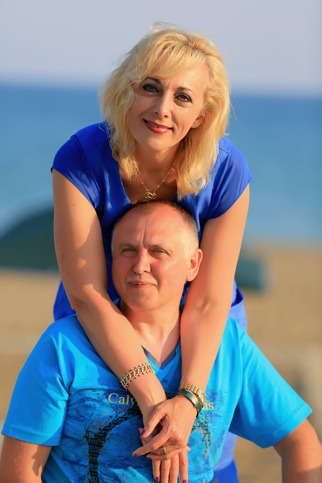 Ирина и Сергей Зайцевы