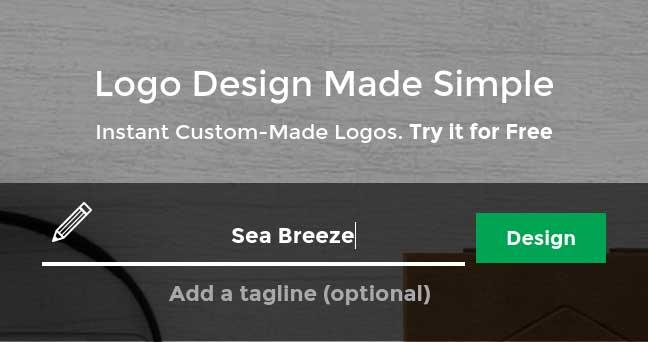 Первый шаг создания лого