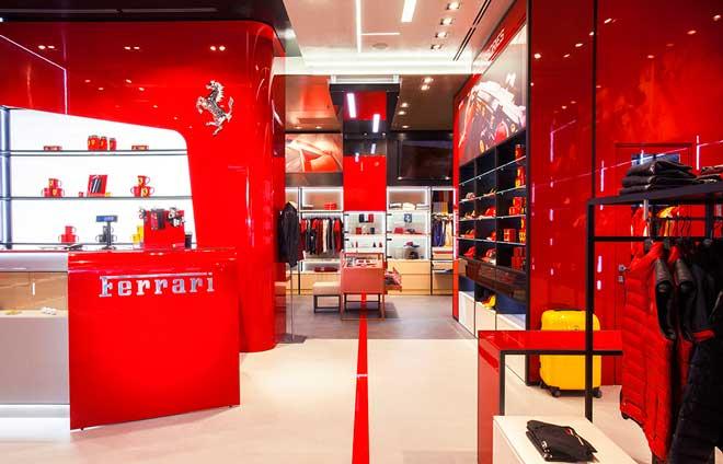 Компания Ferrari один из самых узнаваемых брендов в мире