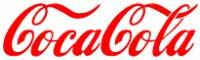 Логотип компании Coca Cola пример текстового лого