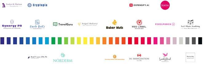 Цветовая палитра логотипа